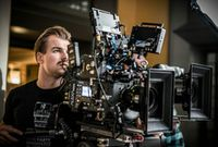 Holger Jungnickel, director of photography, 2nd unit dop, gimbal system operator, München