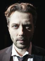 Vladimir Pavic, actor, speaker, Hamburg