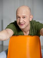Michael Schrodt, actor, Berlin
