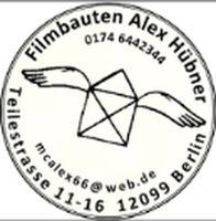 Alex Hübner: Set Building, Set Construction, Sculptures