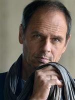 Jörg Simmat, actor, Berlin