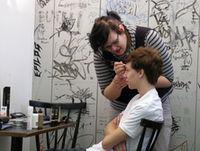 Daniela C. Bähr, makeup artist / hair stylist, Berlin