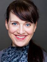 Claudia Dalchow, actor, voice actor, speaker, presenter, Köln