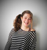 Bernadette Leopold, young talent, drama student, München