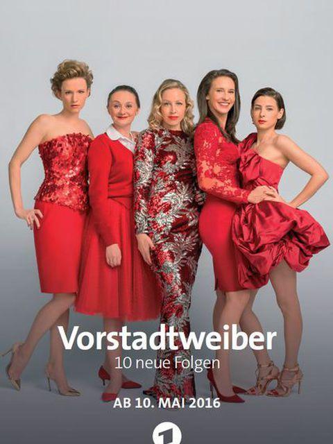 Vorstadtweiber Tv Serie 2014 2020 Crew United