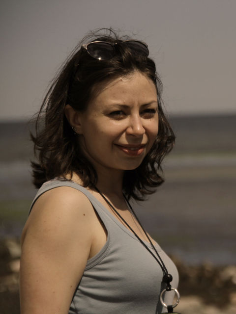 Martina Mladenova, production designer, assistant production designer, concept artist, Berlin