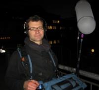 Oliver Stahn, production sound mixer, sound designer, sound re-recording mixer, Stuttgart