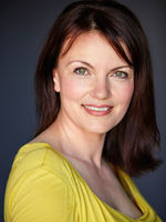 Sylvia Agnes Muc, actor, speaker, Köln
