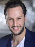 Marco Michel, actor, Berlin