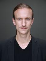 Wolf E. Rahlfs, actor, speaker, Stuttgart