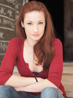 Katharina Gebauer, actor, Stuttgart