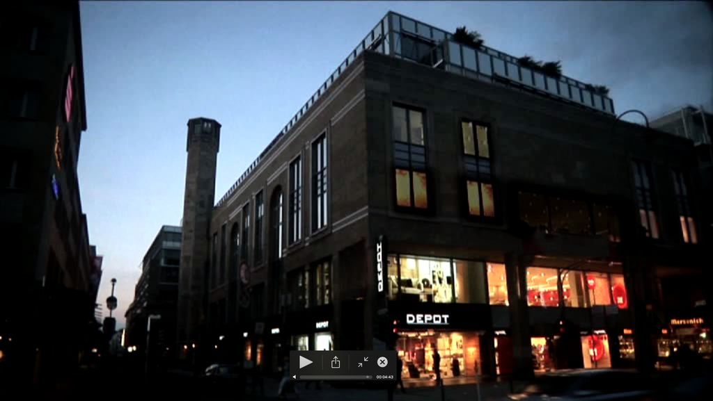 Depot Wie Alles Begann Imagefilm 2010 Crew United