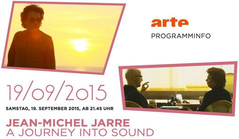 Jean-Michel Jarre - A Journey into Sound | © arte