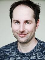 Tankred Walz, actor, Berlin