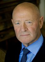 Uwe Zerbe, actor, Berlin