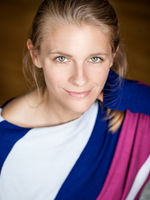 Christina Arndt, actor, Berlin