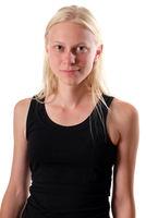 Oda Bergkemper, drama student, young talent, Mainz