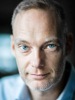 Christian Mock, actor, speaker, Dresden