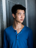 Xiduo Zhao, actor, München