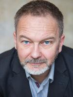 Axel Strothmann, actor, speaker, Berlin