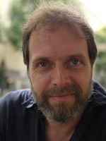 Patrick O'Beirne, actor, Berlin