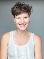 Claudia Grottke, actor, Berlin