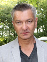 Georg Leo Marx, actor, voice actor, speaker, presenter, Hamburg