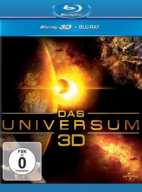 Das Universum 3D | © Little Brothers