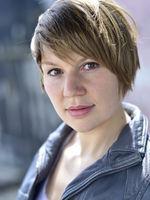 Vera Rumpel, actor, Berlin
