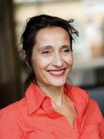 Sandra Nedeleff, actor, speaker, Berlin