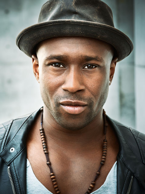 Jerry Kwarteng, actor, Berlin
