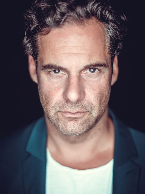 Alexander Wolf Schauspieler Synchronschauspieler Sprecher Berlin