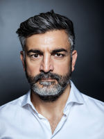 Neil Malik Abdullah, actor, Hamburg