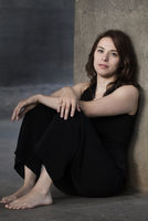 Nadine Scheidecker, actor, Berlin
