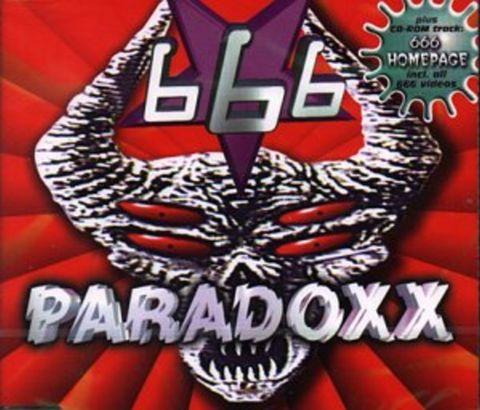 Mg Cds 666 / Paradox / Techno 90s Euro Dance / Toco Latino