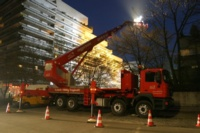 Roggermaier Arbeitsbühnen-Vermietung GmbH: Lifting Platforms, Cherry Picker