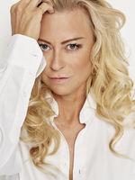 Jenny Elvers, actor, Hamburg