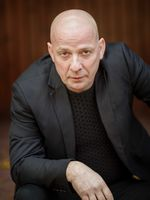 Frank Buchwald, actor, Berlin