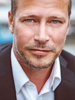 Sören Kruse, actor, Hamburg