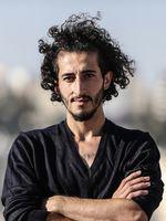 Faris Saleh, actor, Berlin