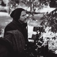 Paul Näther, director of photography, first assistant camera, Berlin