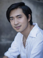 Aaron Le, actor, voice actor, Berlin