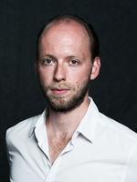 Daniel Großkämper, actor, speaker, comedian, cabaret artist, presenter, Stuttgart