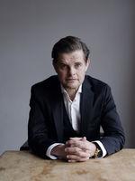 Lars Rudolph, actor, Berlin
