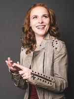 Jenny Kittmann, actor, Berlin