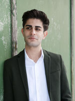 Ariya Robat Mili, young talent, drama student, München