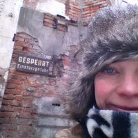Grit Belitz, Health & Safety Coordinator, Sustainability Commissioner, Berlin
