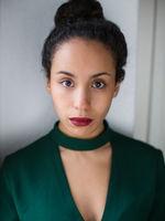 Kristin Alia Hunold, young talent, drama student, Frankfurt