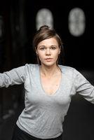Nicole Janze, actor, Berlin