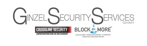 Ginzel Security Services Logo | ©Ginzel